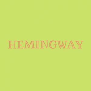 symbole hemingway